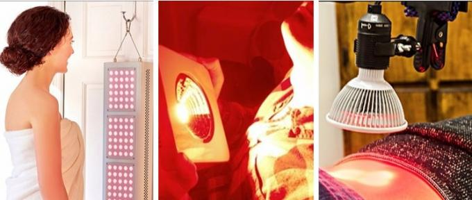 Red light panel 600w near-infrared light therapy beauty products for whole body