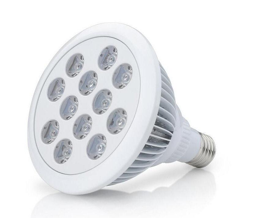 12W blancs menés élèvent de pleines ampoules menées par E27